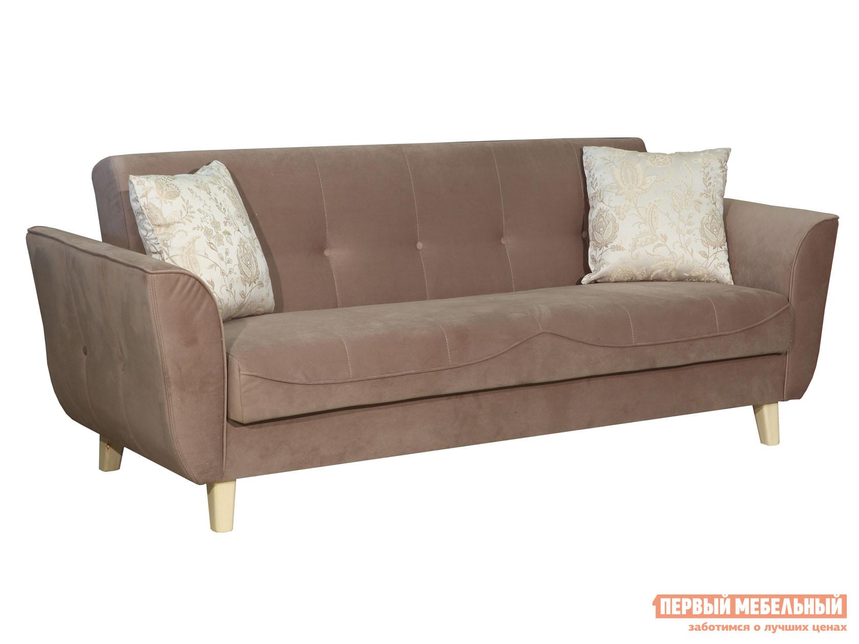 Прямой диван Первый Мебельный Диван Оникс Люкс