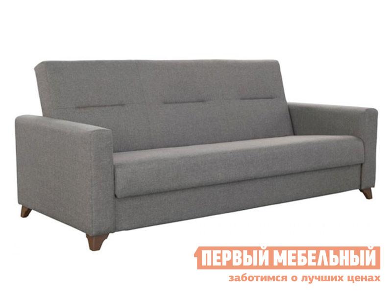 Прямой диван  Нортон диван Серый, рогожка — Нортон диван Серый, рогожка