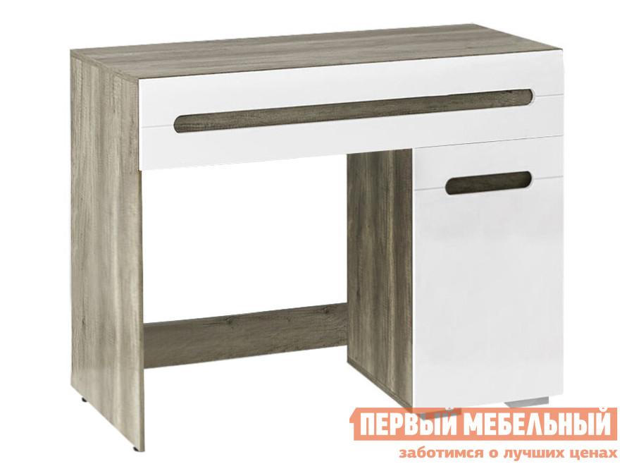 Туалетный столик Первый Мебельный Стол туалетный Наоми Лайт