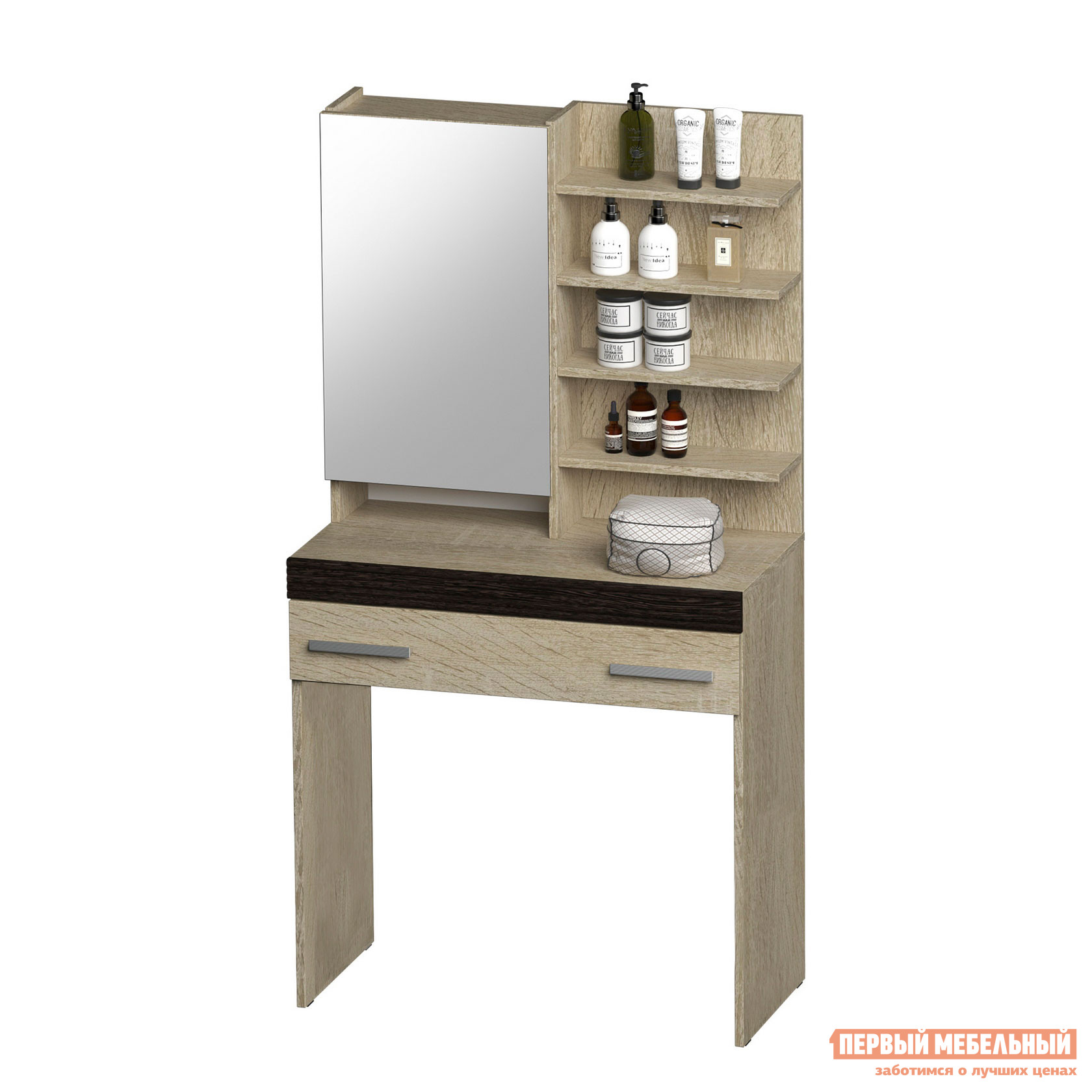 Туалетный столик Первый Мебельный Бланес Стол туалетный