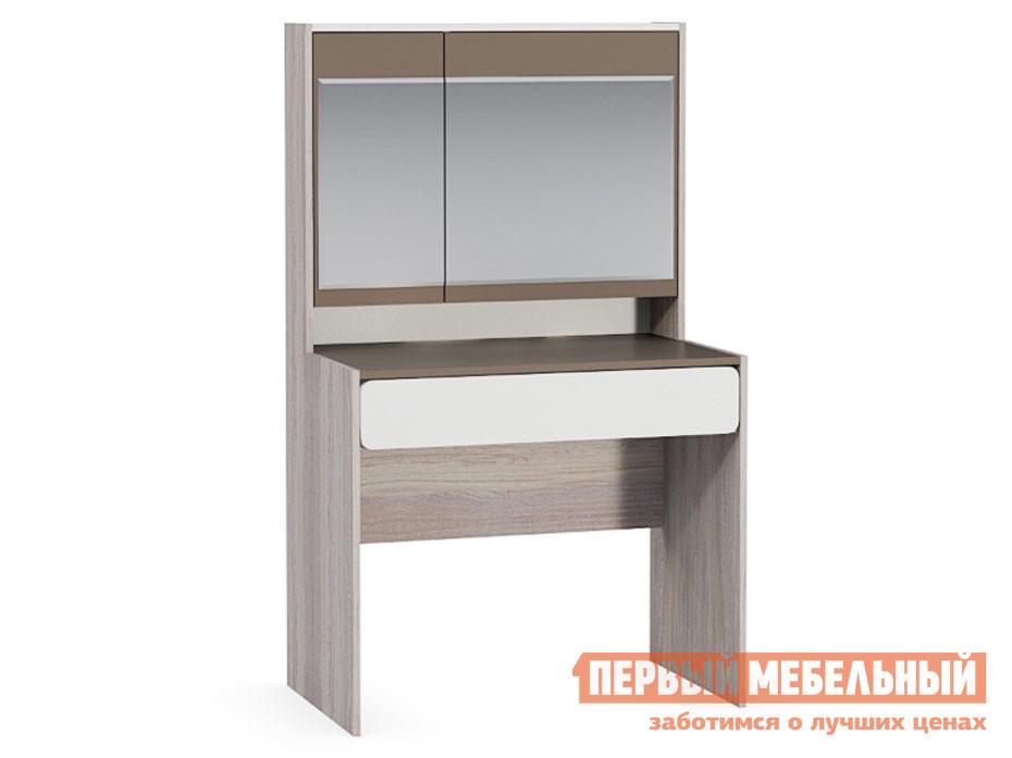 Туалетный столик с зеркалом Первый Мебельный Элен Стол туалетный