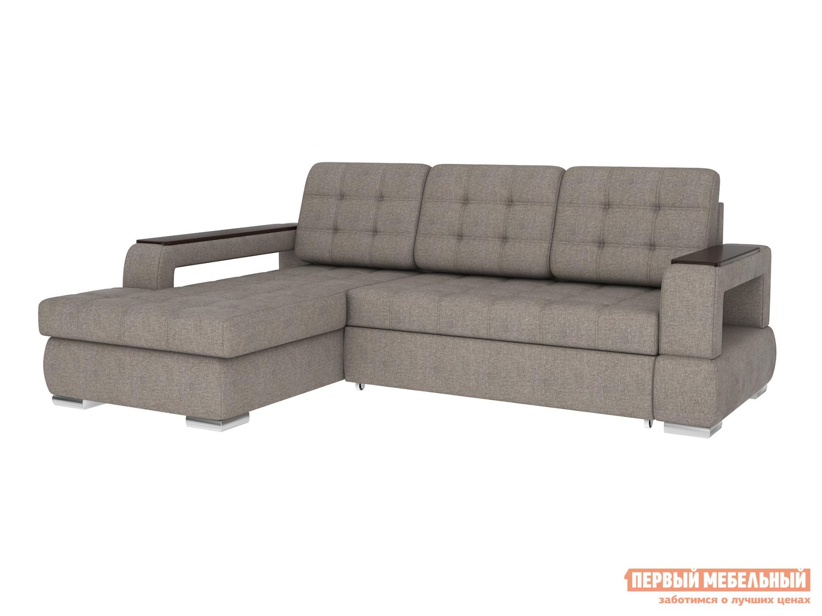 Угловой диван Первый Мебельный Виктория Угловой