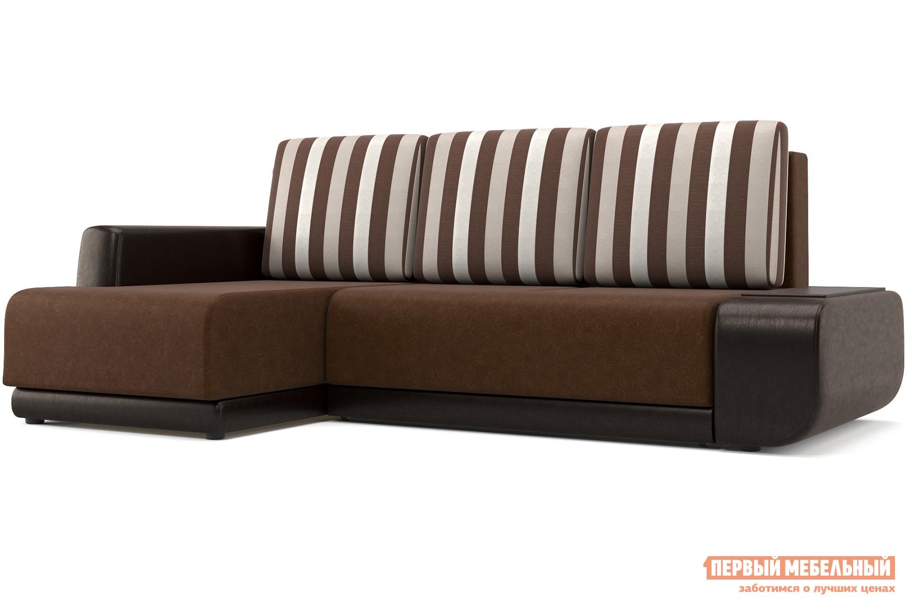 Угловой диван Первый Мебельный Соло Угловой
