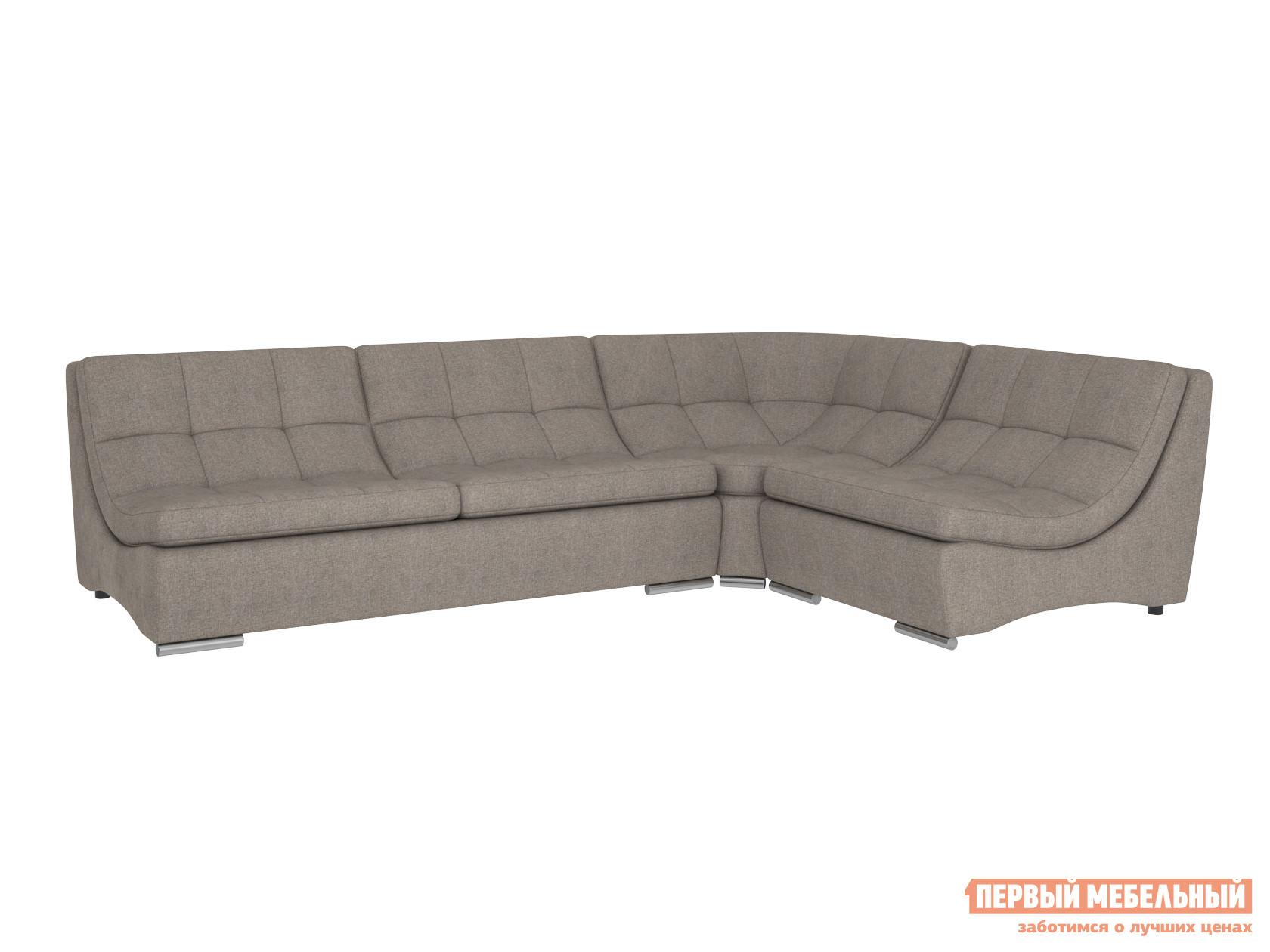 Угловой диван Первый Мебельный Модульная система Сан-Диего с механизмом, вариант 2