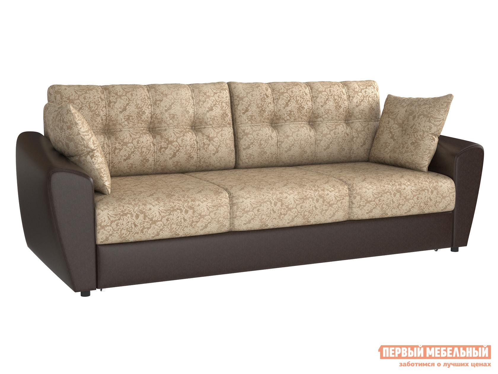 цена Прямой диван Первый Мебельный Лимбург Люкс