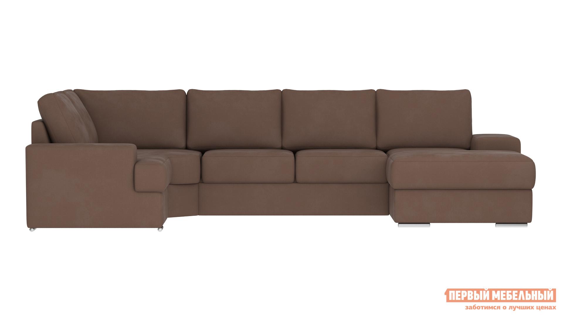 Диван Первый Мебельный Диван Тетрис Вип П-образный угол без механизма угловой п образный диван aria