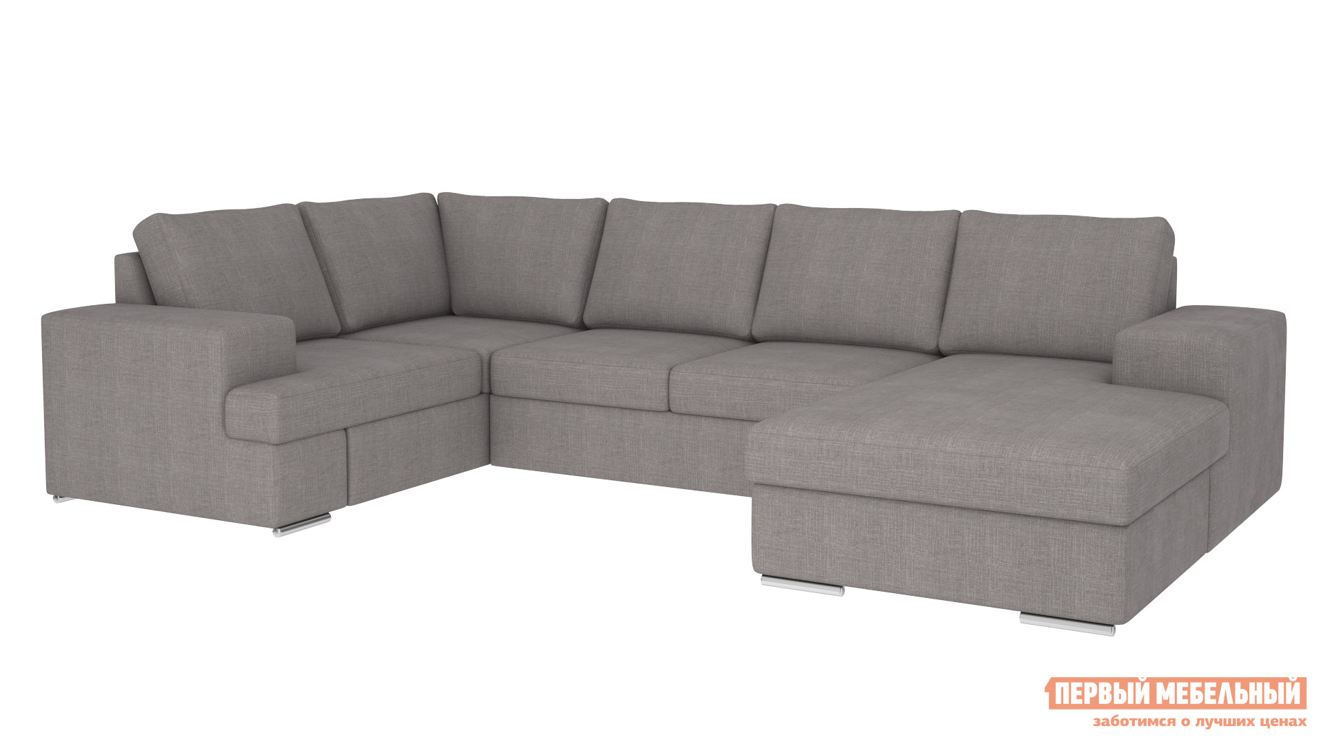 Угловой диван Первый Мебельный Диван Тетрис Комфорт П-образный угол шкаф угловой тетрис