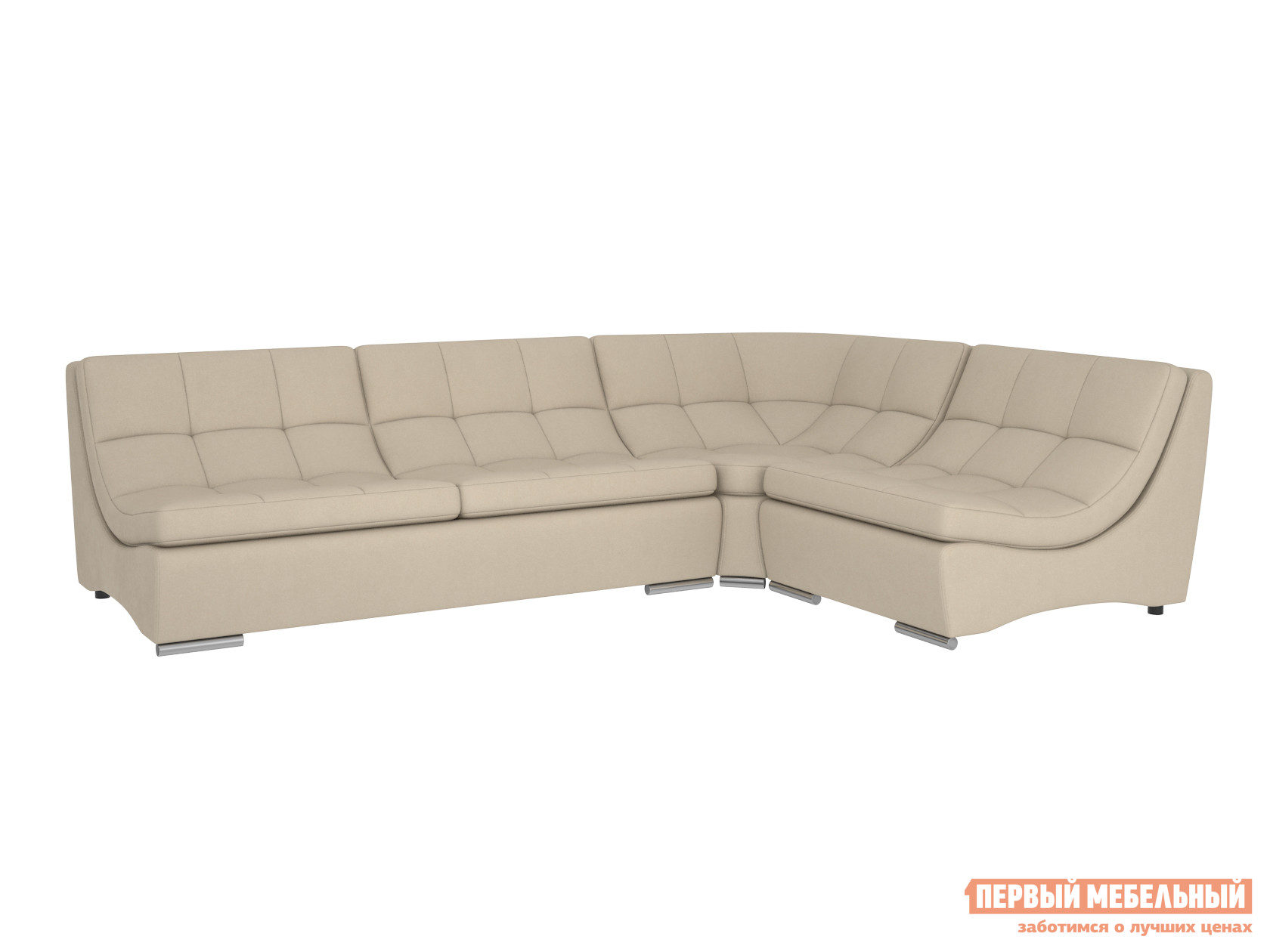 Угловой диван Первый Мебельный Модульная система Сан-Диего, вариант 2
