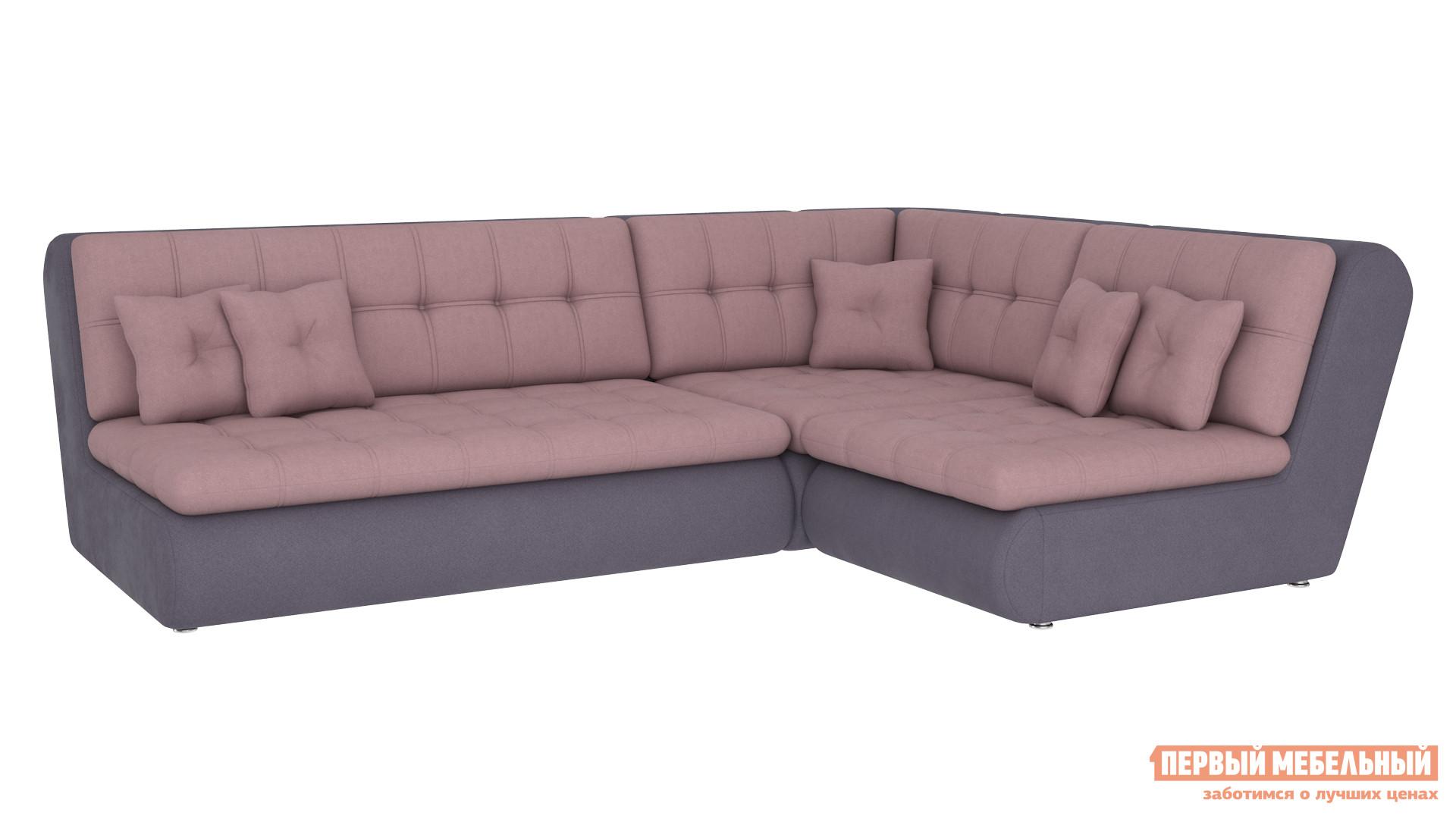 Угловой диван Первый Мебельный Диван Палермо угловой