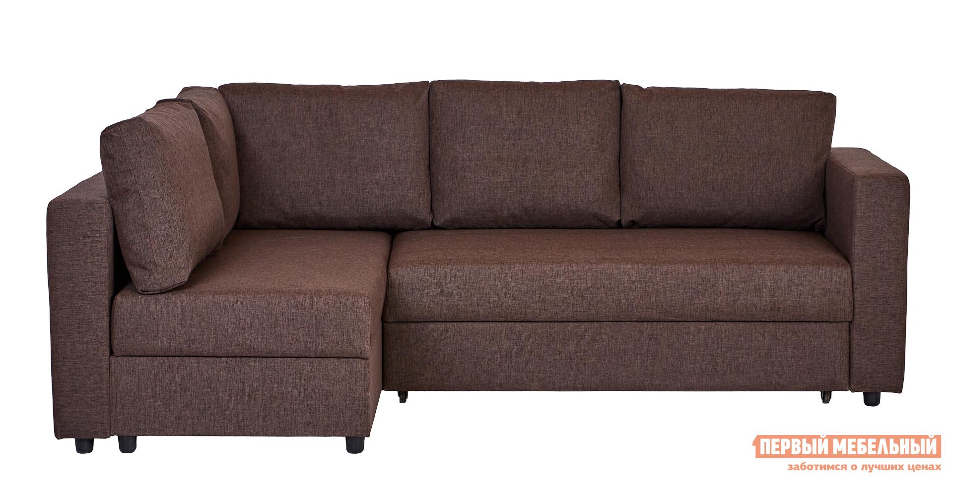 Угловой диван Первый Мебельный Диван Рутберг угловой