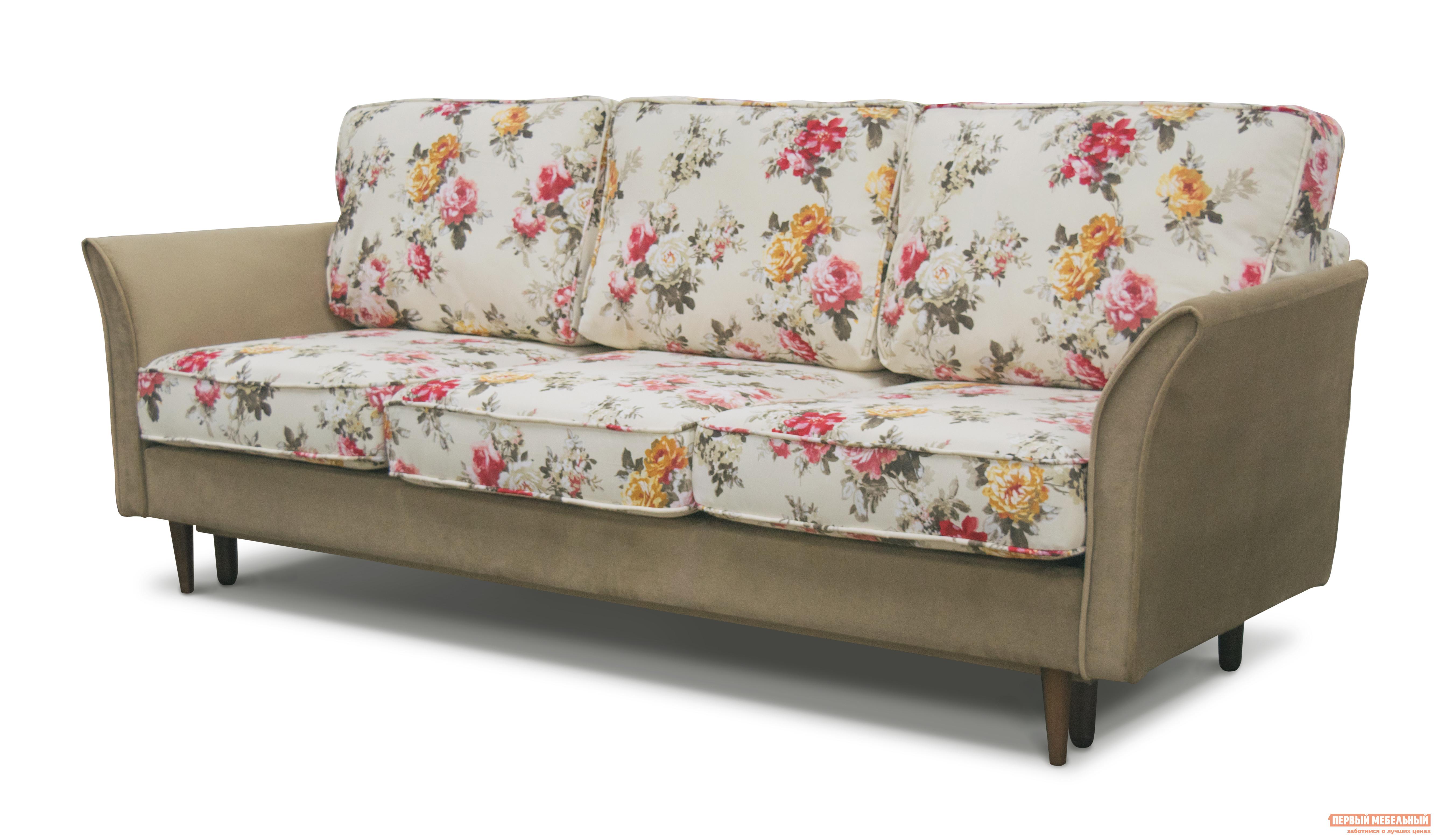 Прямой диван Первый Мебельный Прованс