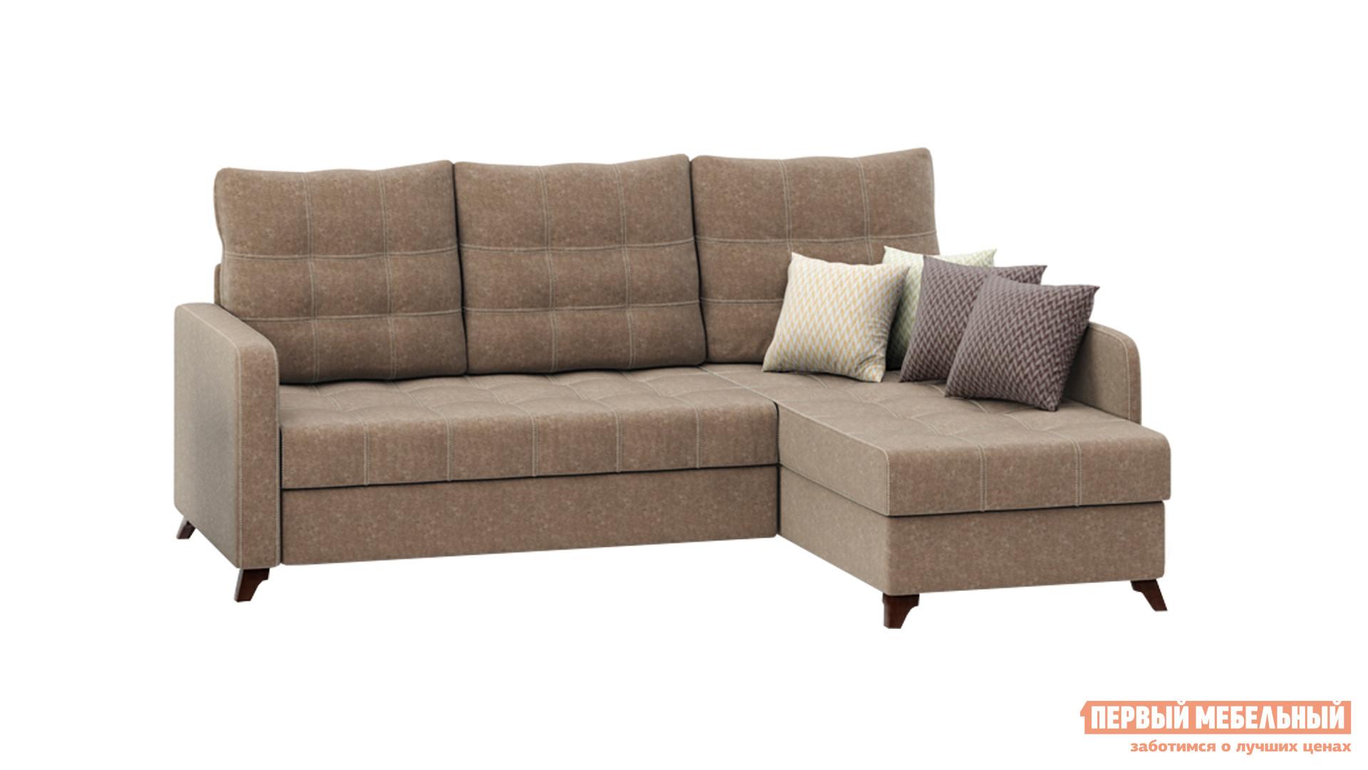 Угловой диван Первый Мебельный Квадро угловой