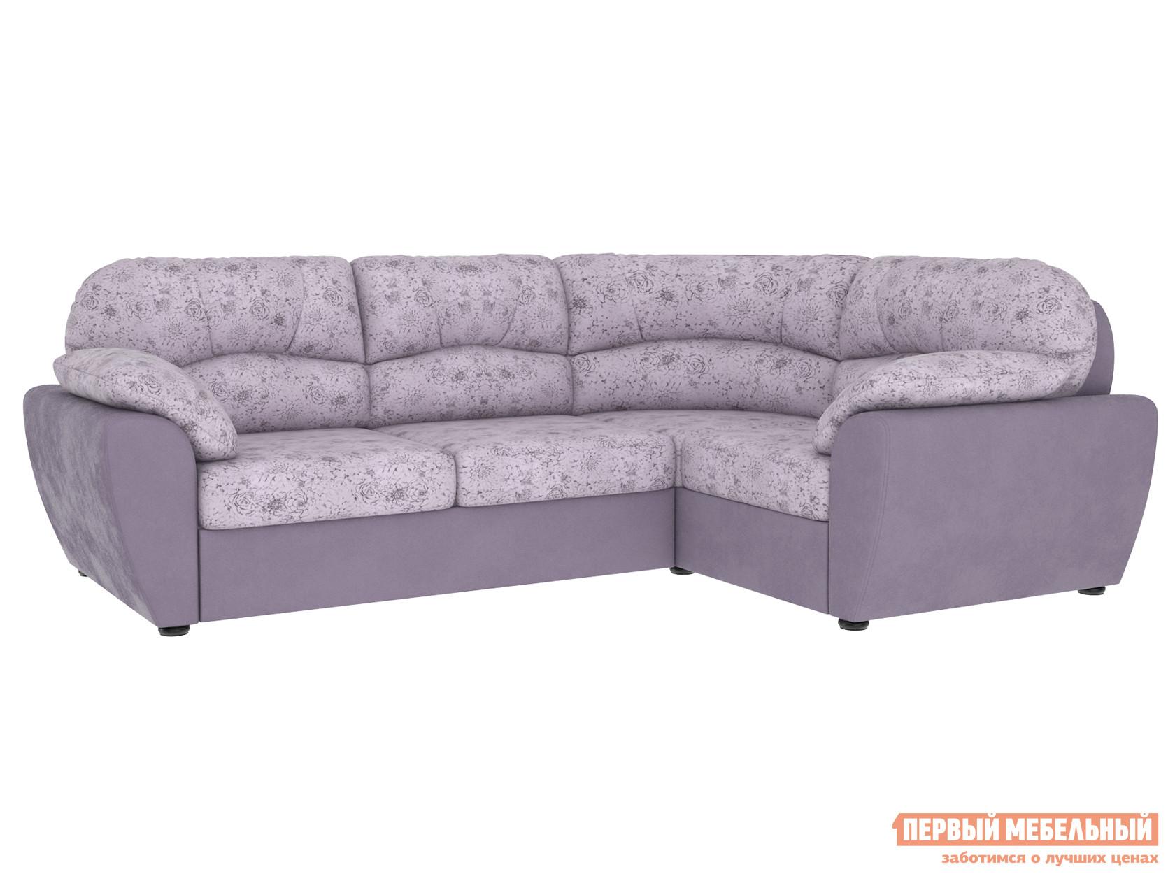 Угловой диван Первый Мебельный Фламенко угловой