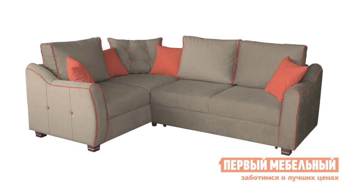 Угловой диван Первый Мебельный Френсис угловой