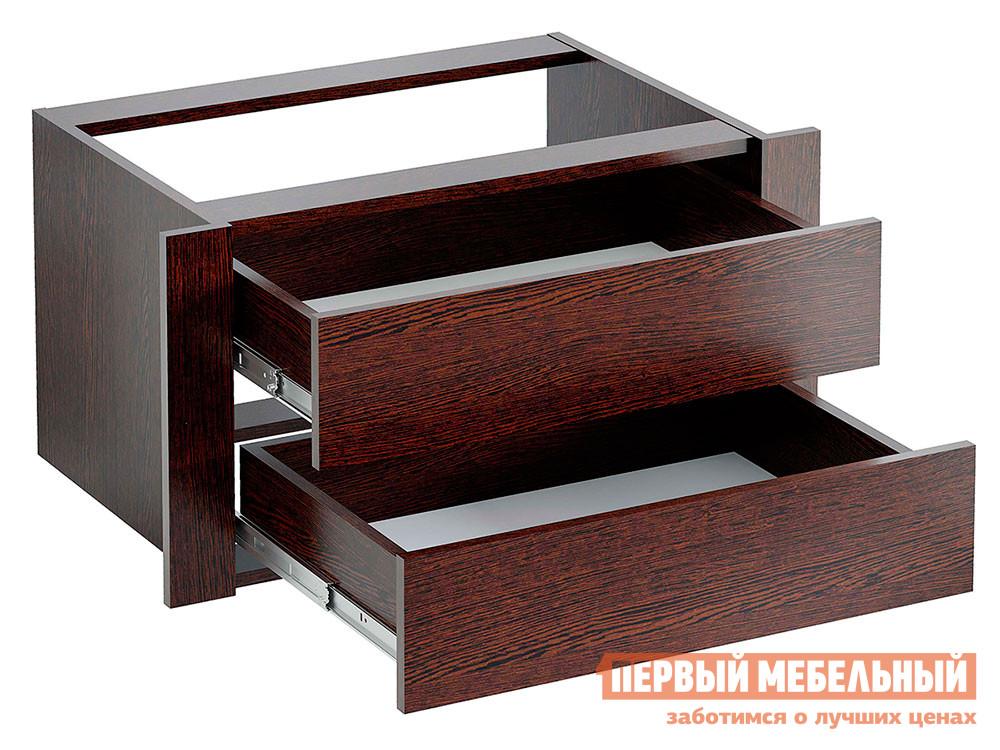Аксессуар для шкафов-купе Ящик к шкафу купе ЛЕО Венге, Ширина 450 мм фото