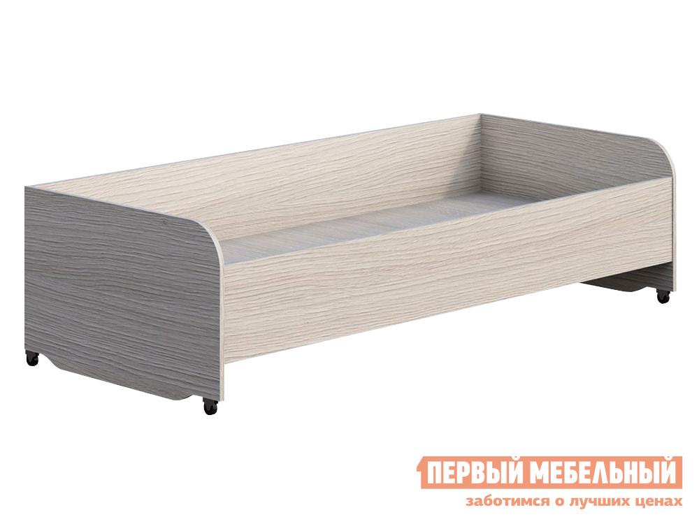 Детская кровать Первый Мебельный КР-016 Кровать Мийа-3 нижняя