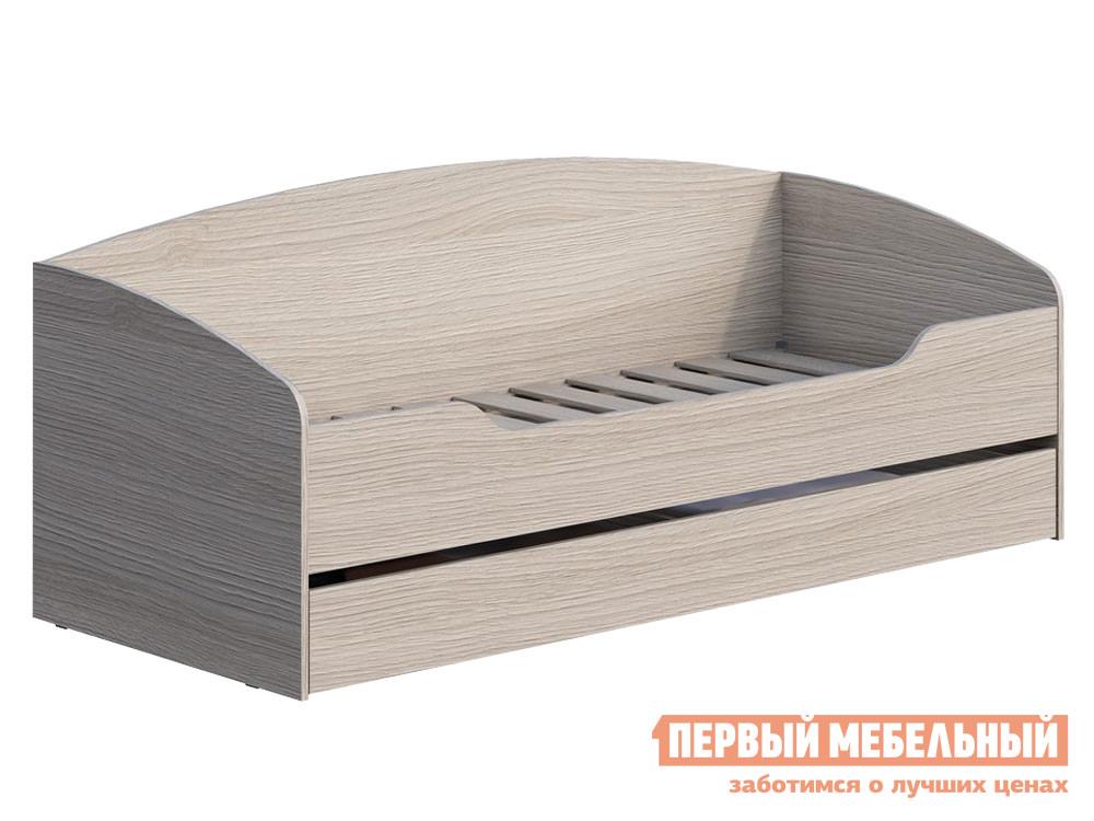Детская кровать Первый Мебельный КР-001 Кровать Мийа-3 с ящиком
