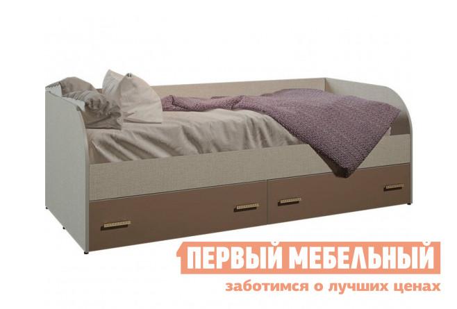 Детская кровать Первый Мебельный Морис кровать с ящиками КР-01