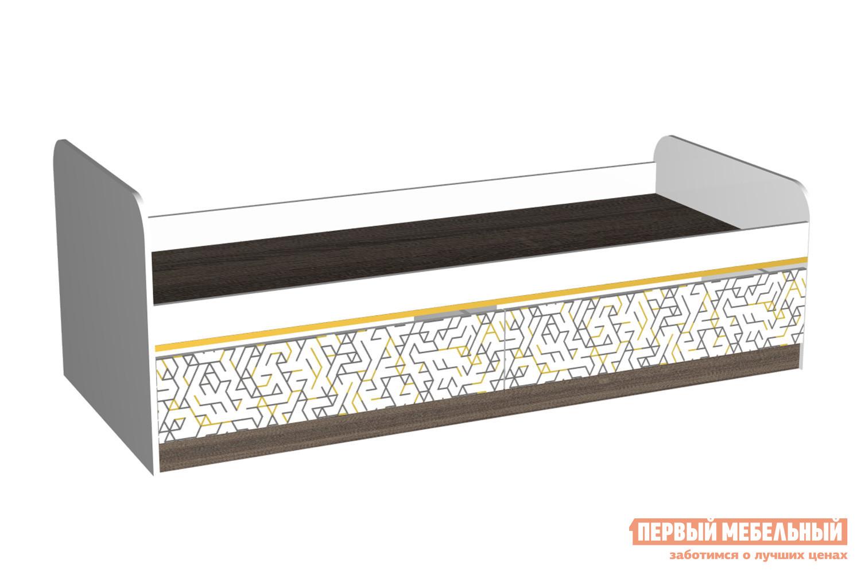 Детская кровать с выдвижными ящиками Первый Мебельный Кровать Сафари детская кровать тахта с выдвижными ящиками тд арника ид 01 251