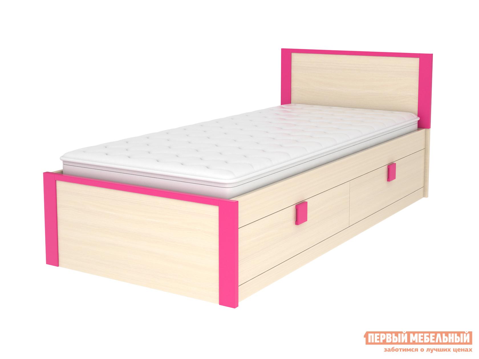 Детская кровать Первый Мебельный Пионер 1 тумба детская первый мебельный пионер 2
