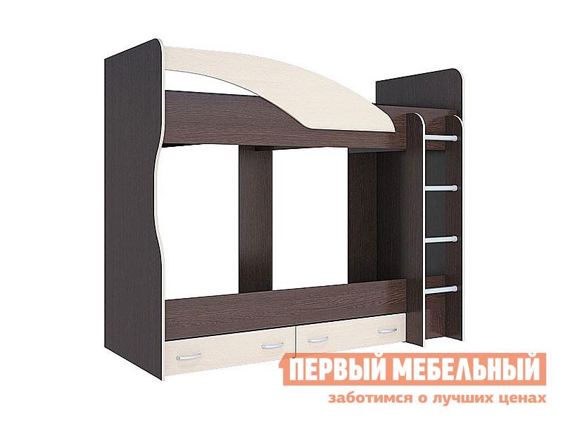 Двухъярусная кровать Первый Мебельный Двухъярусная кровать Джуниор