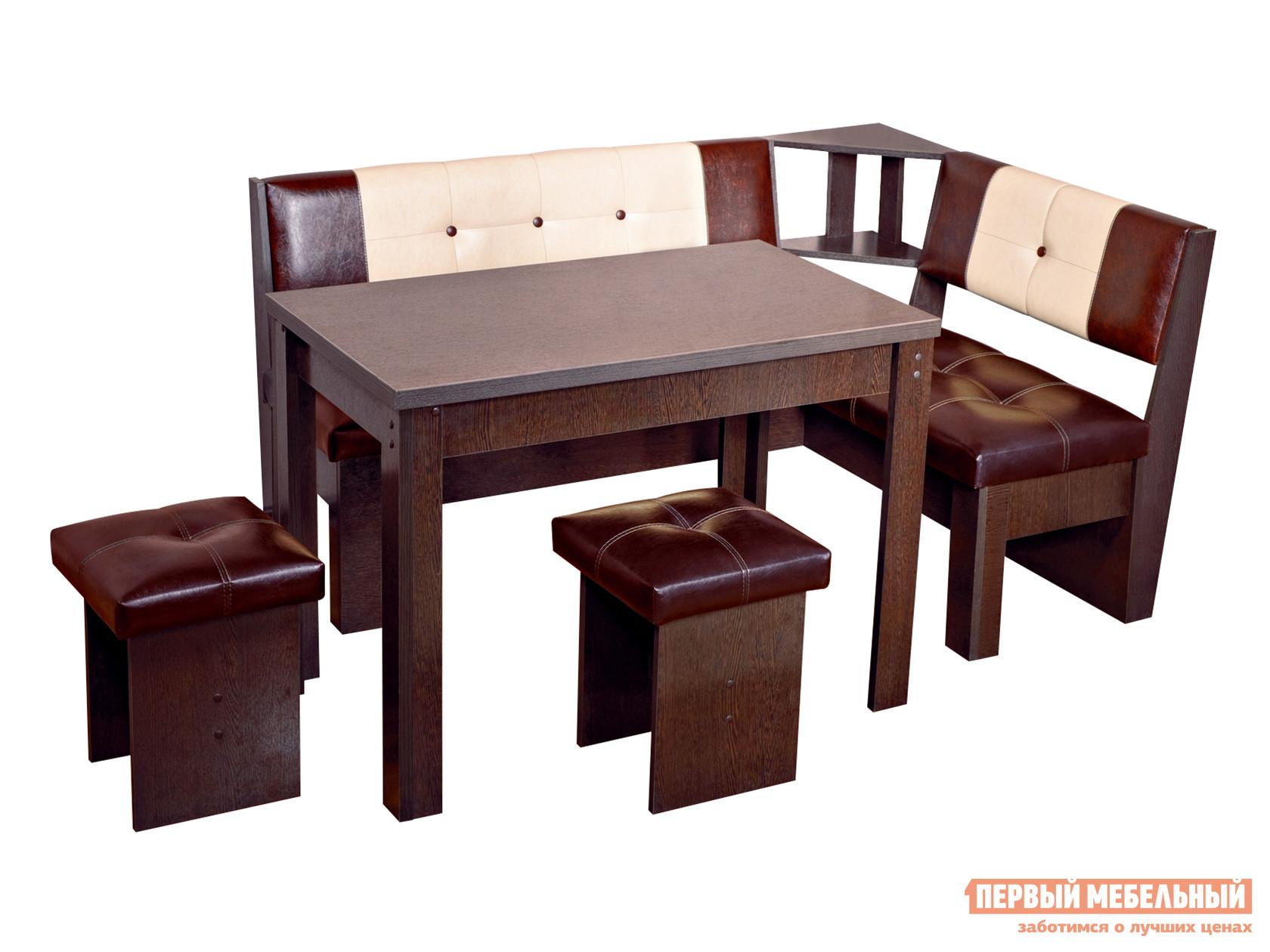 Фото - Кухонный уголок Первый Мебельный Кухонный уголок Октава Люкс кухонный уголок триумф