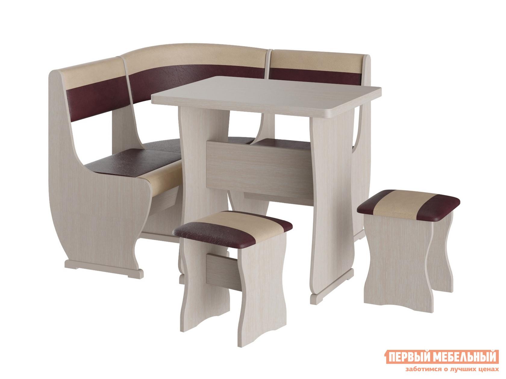 Кухонный уголок Первый Мебельный Кухонный уголок Альянс мини