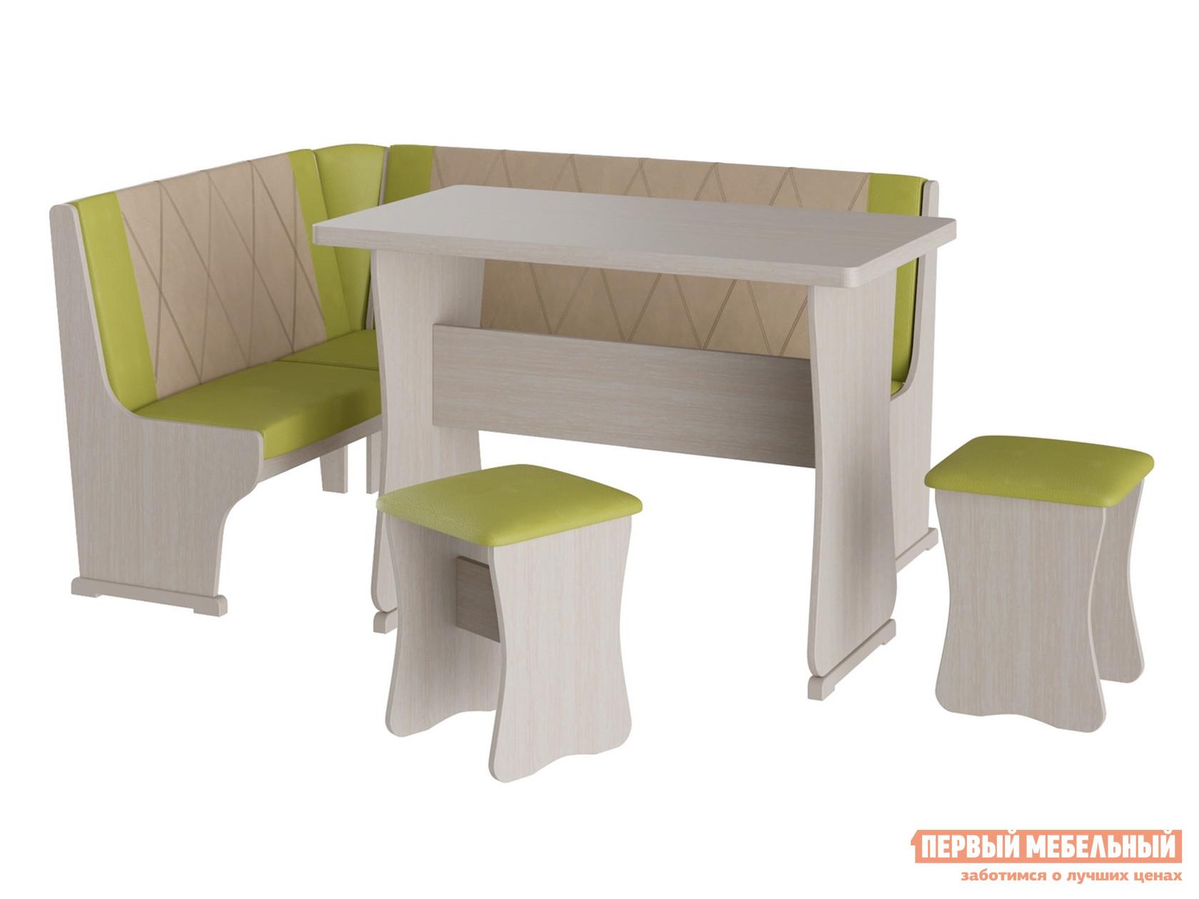 Фото - Кухонный уголок Первый Мебельный Кухонный уголок Сити 2 кухонный уголок триумф