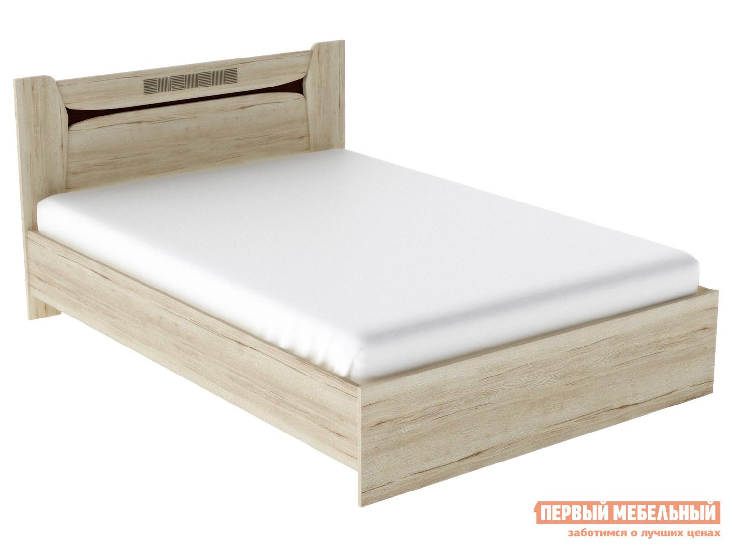 Двуспальная кровать Первый Мебельный Кровать Мале