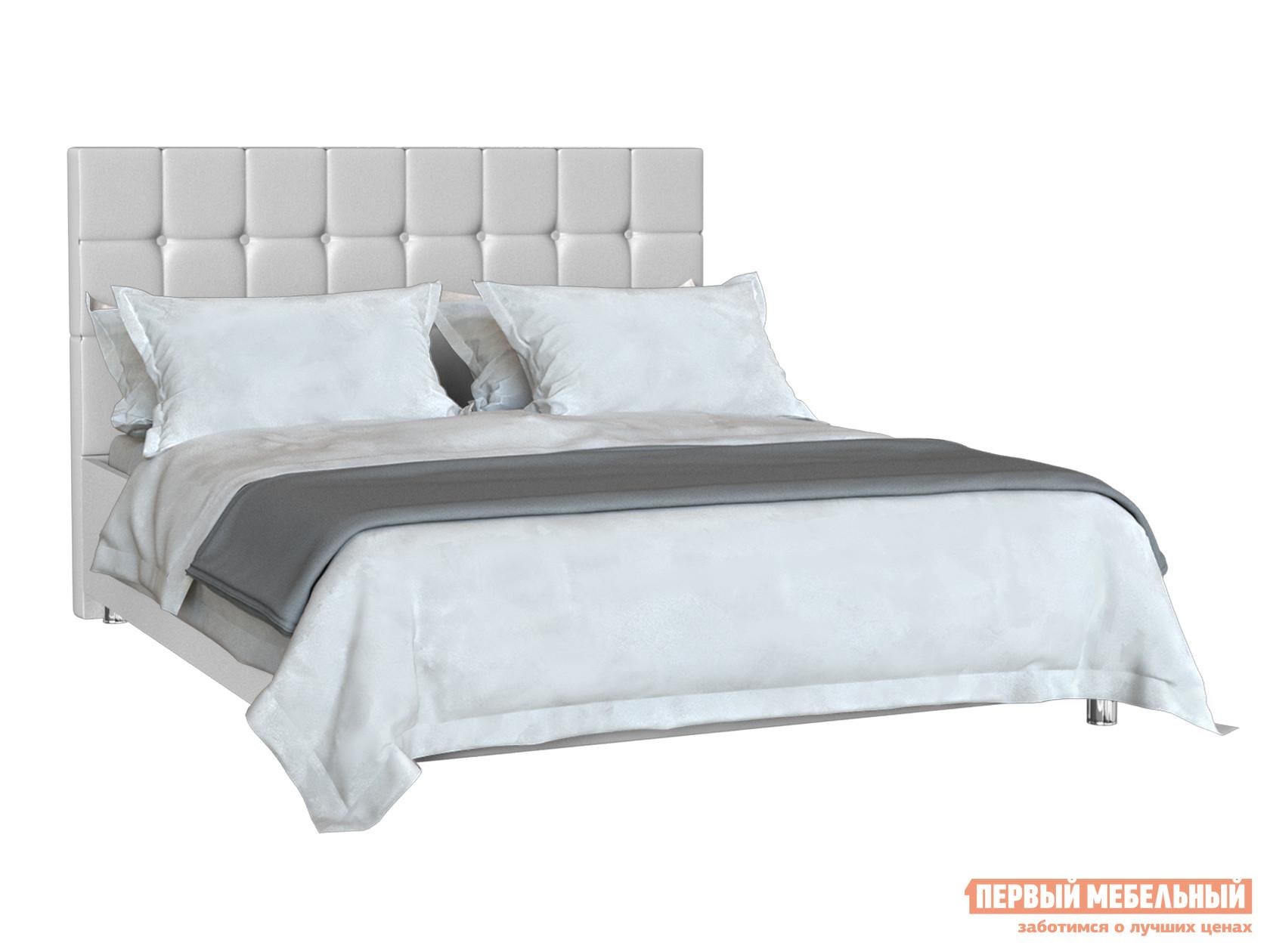 Двуспальная кровать Первый Мебельный Кровать Тиволи с ортопедическим основанием