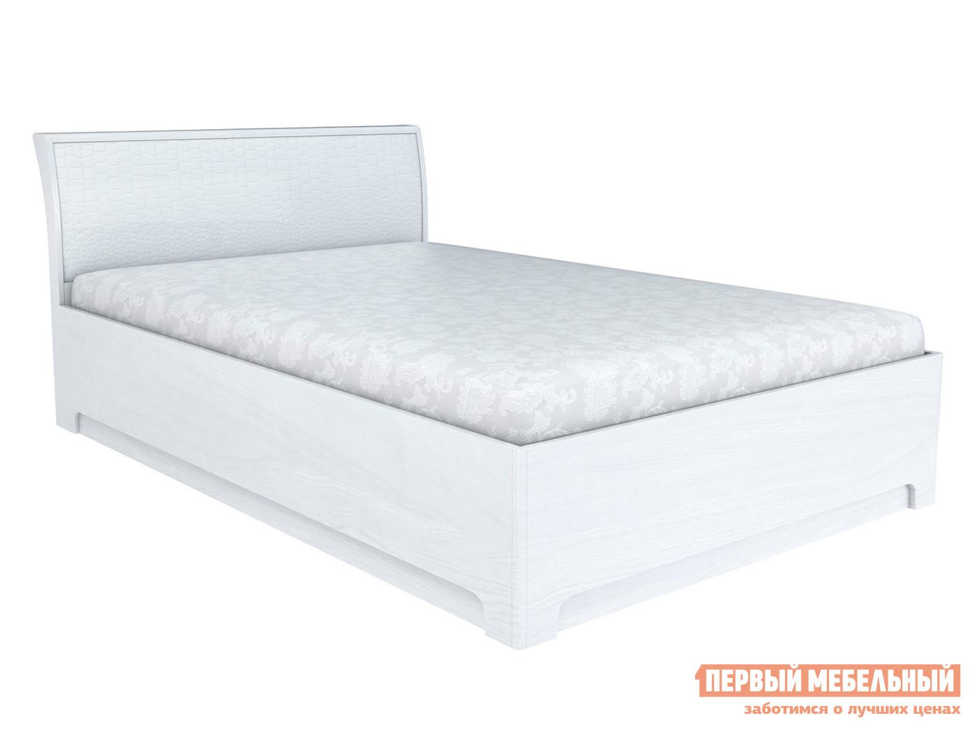 Двуспальная кровать Первый Мебельный Капри 3 с ПМ двуспальная кровать первый мебельный кровать бланес без пм кровать бланес с пм