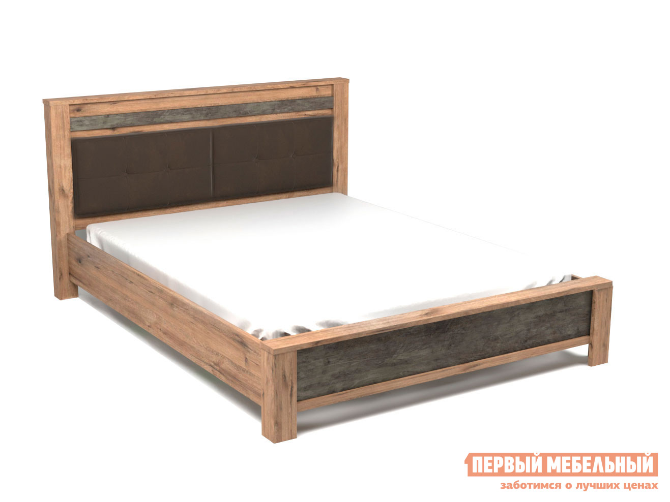 Двуспальная кровать Первый Мебельный Кровать Денвер 2