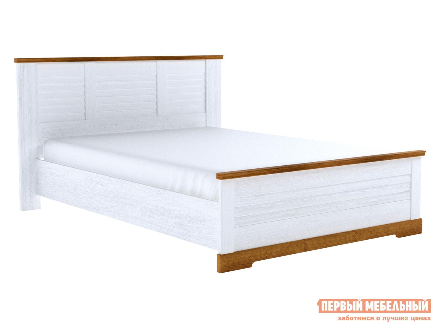 Двуспальная кровать Первый Мебельный Кантри Кровать двуспальная кровать первый мебельный кровать оливия 160х200