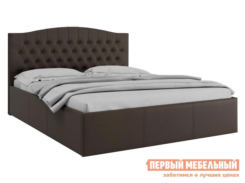 Кровать с подъемным механизмом Первый Мебельный Кровать с подъемным механизмом Романо 160х200