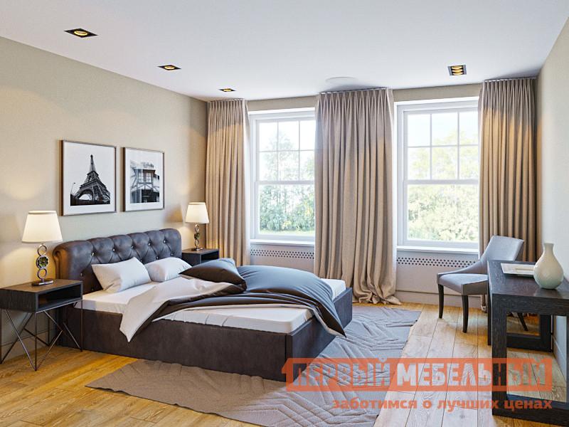 Двуспальная кровать Первый Мебельный Кровать Сабрина