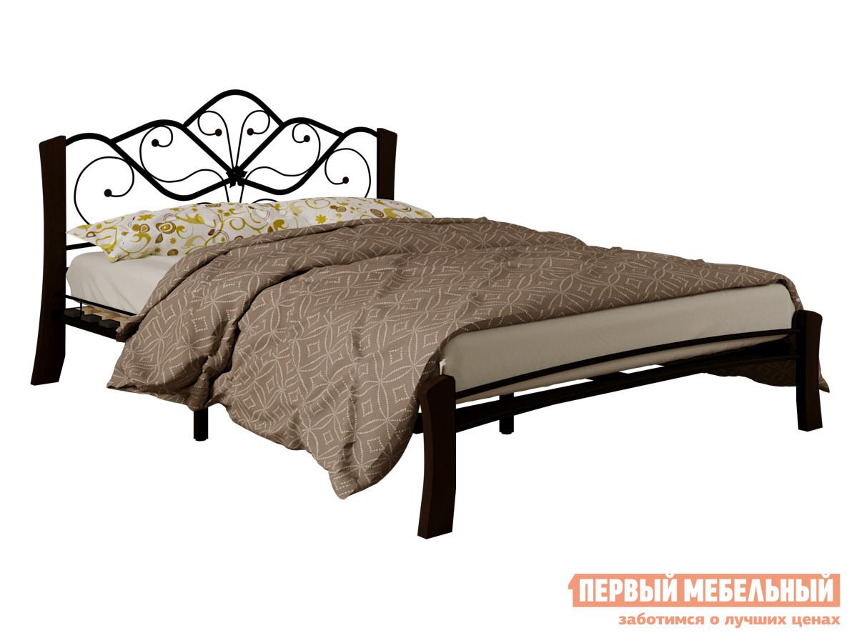 Двуспальная кровать Первый Мебельный Кровать Веста Лайт цена