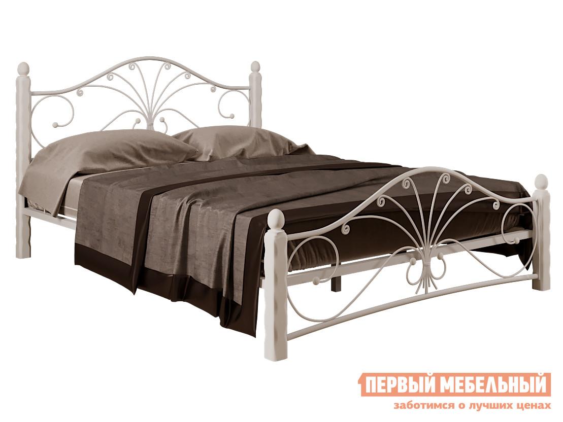 Двуспальная кровать Первый Мебельный Кровать Сандра двуспальная кровать орматек como 7