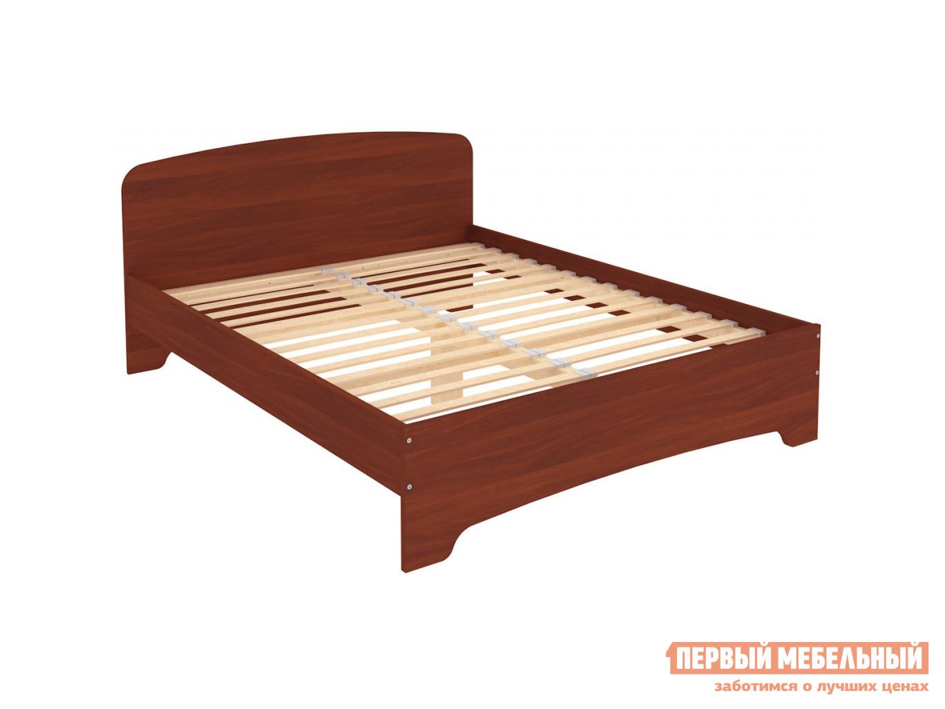 Двуспальная кровать Первый Мебельный Кровать Мерлен КМ14 / Кровать Мерлен КМ16 / Кровать Мерлен КМ18
