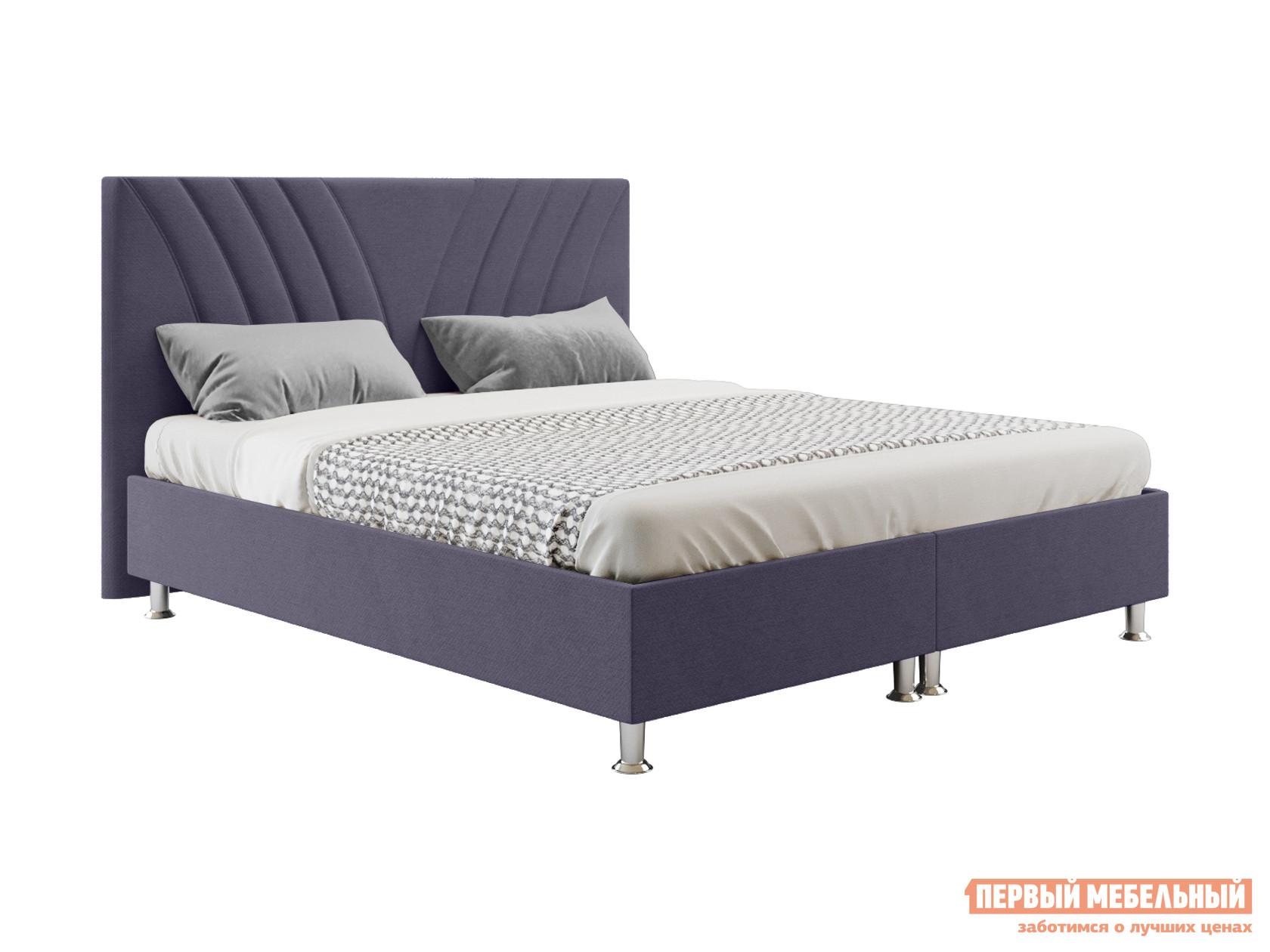 Двуспальная кровать  Кровать Версо с подъемным механизмом 140х200, 160х200, 180х200, 200х200 Синий, 180х200 см