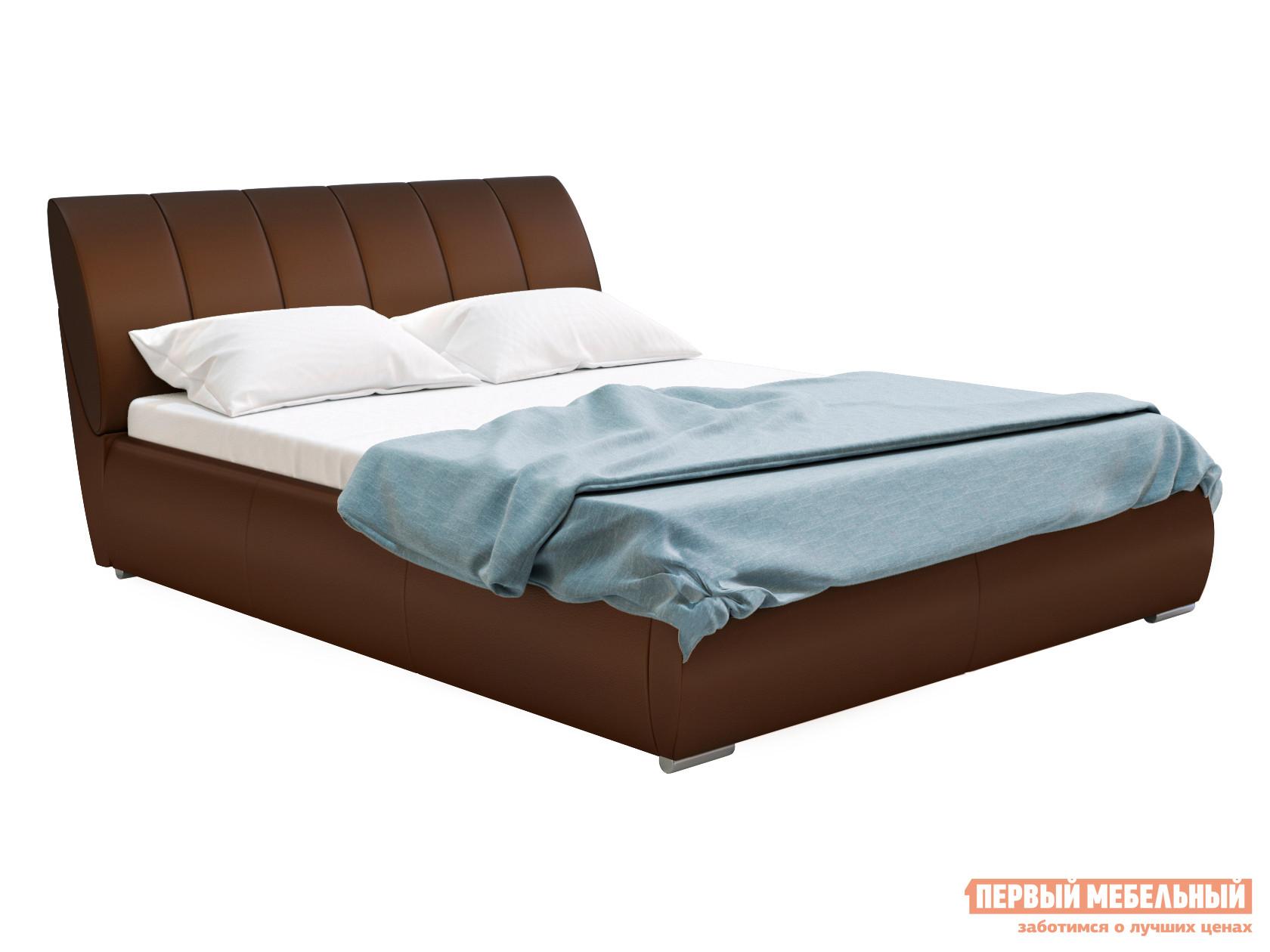 Двуспальная кровать с подъемным механизмом Первый Мебельный Паринда