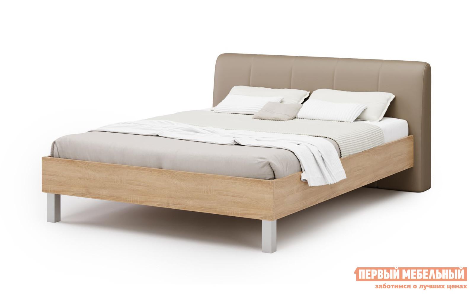 Двуспальная кровать Первый Мебельный Кровать Феникс