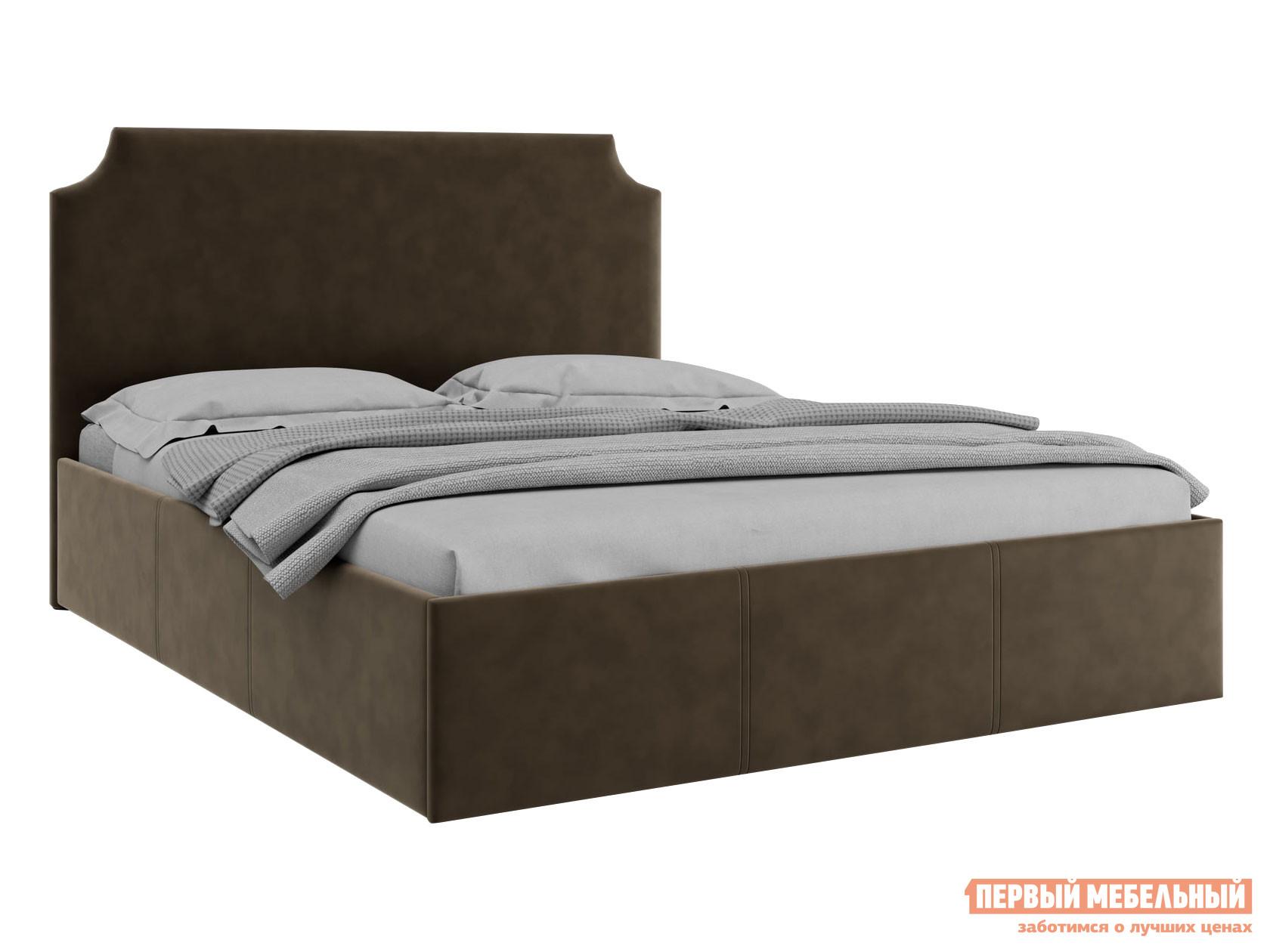 Кровать с подъемным механизмом Первый Мебельный Кровать с подъемным механизмом Венеция 160х200