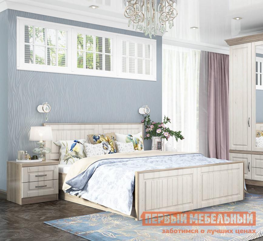 Кровать Первый Мебельный Кровать Прованс