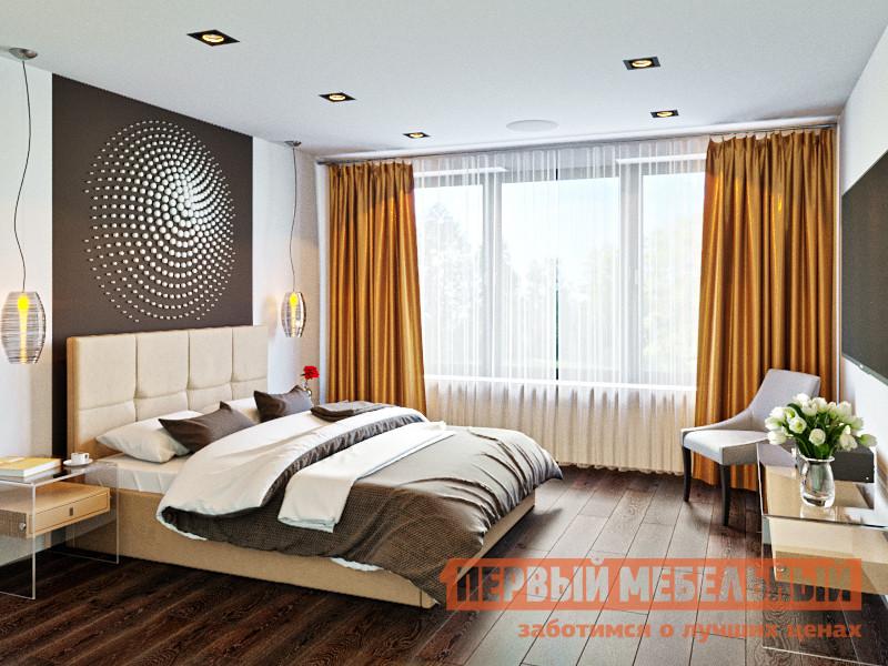 Двуспальная кровать Первый Мебельный Кровать Верда