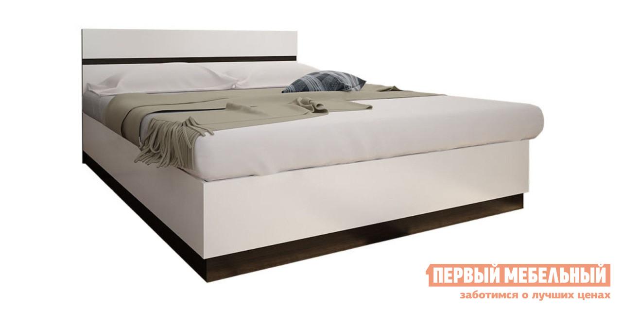 Двуспальная кровать Первый Мебельный Вегас 1,6