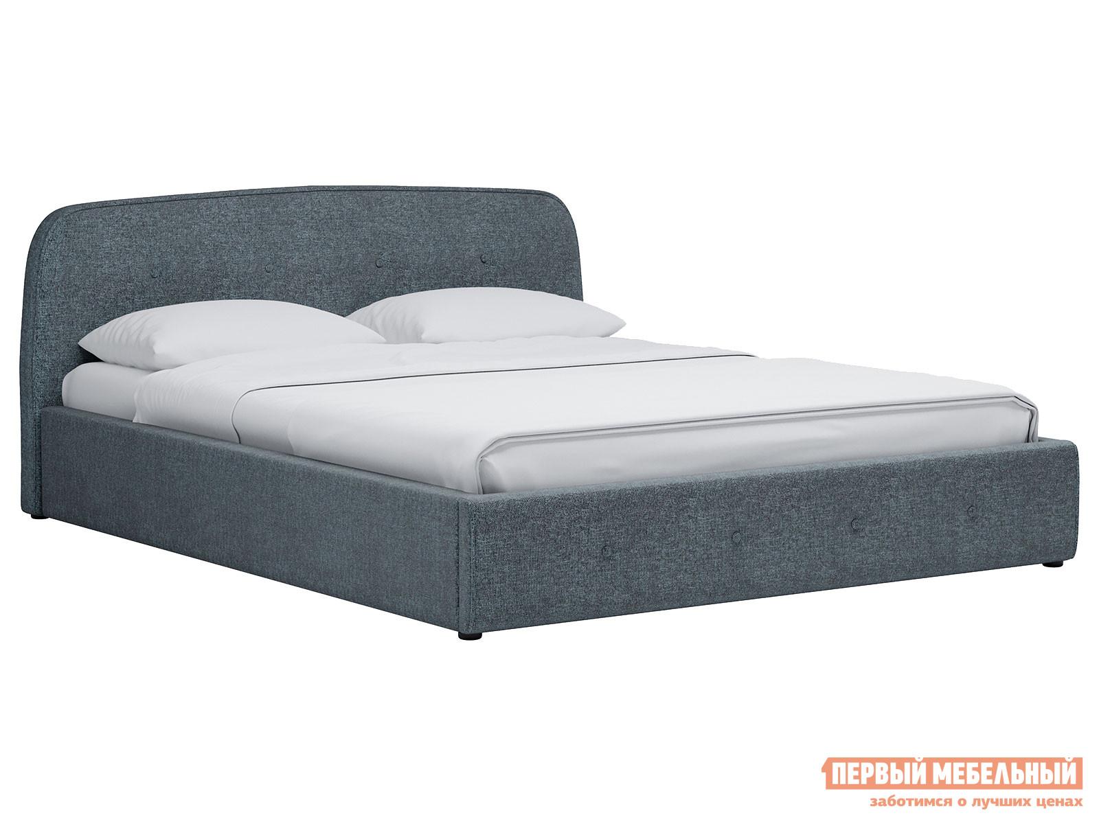 Двуспальная кровать Первый Мебельный Кровать с подъемным механизмом Илона 160х200