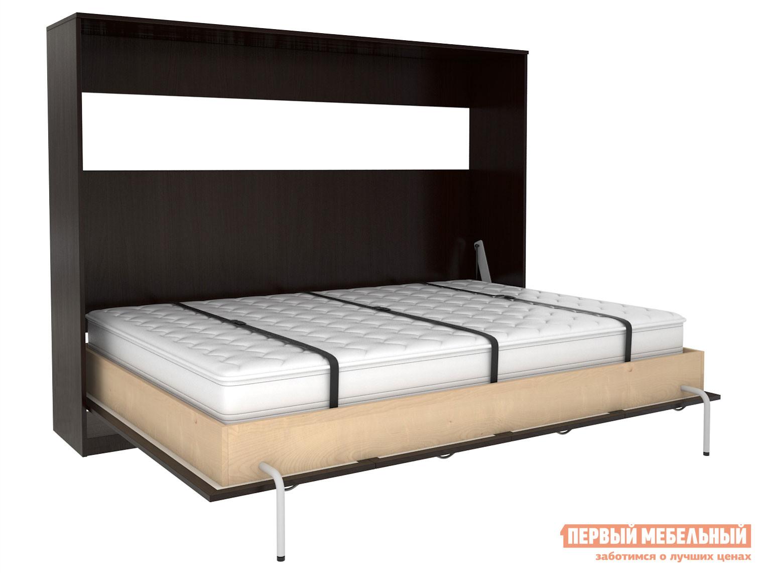 Двуспальная кровать-трансформер Первый Мебельный Мерлен К06-К07