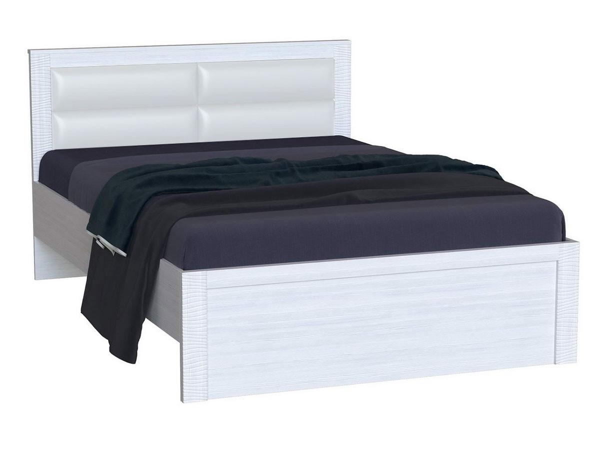 Двуспальная кровать Первый Мебельный Двуспальная кровать Элегия двуспальная кровать первый мебельный кровать оливия 160х200