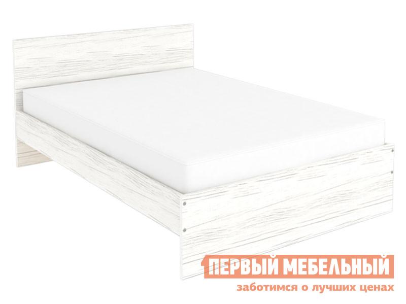 Двуспальная кровать Кровать Мерлен 1400 Х 2000 мм, Арктика фото