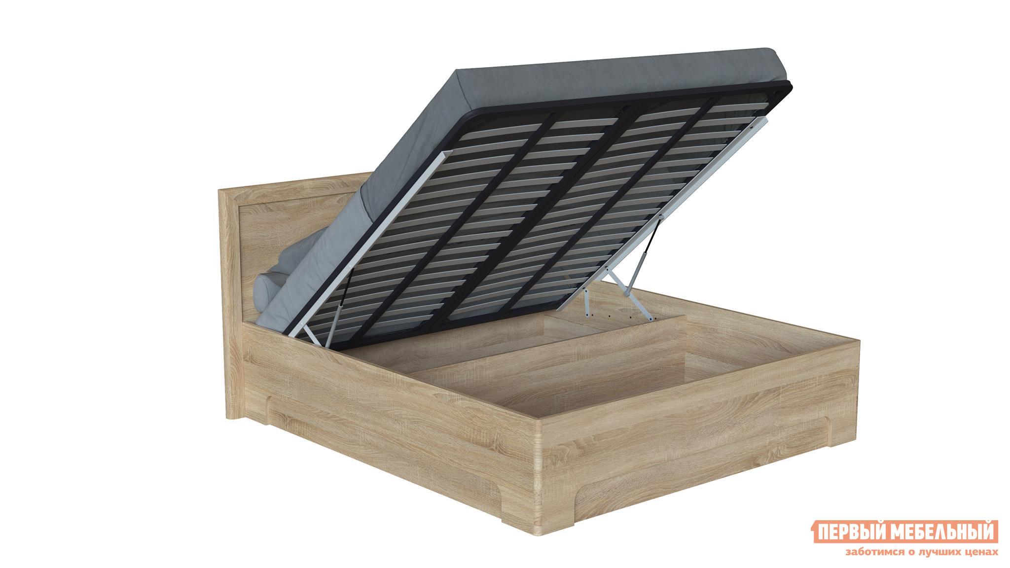 Кровать с подъемным механизмом Первый Мебельный Вега Прованс 1 ПМ двуспальная кровать orlando аскона орландо с пм с подъемным механизмом 180 x 200